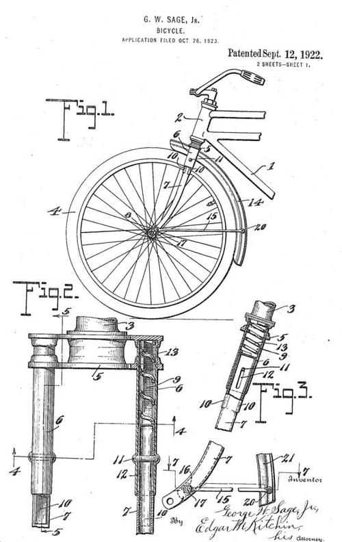 1922_fork_spring_fork_suspension_bicycle