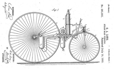 George_a_long_automobile_patent