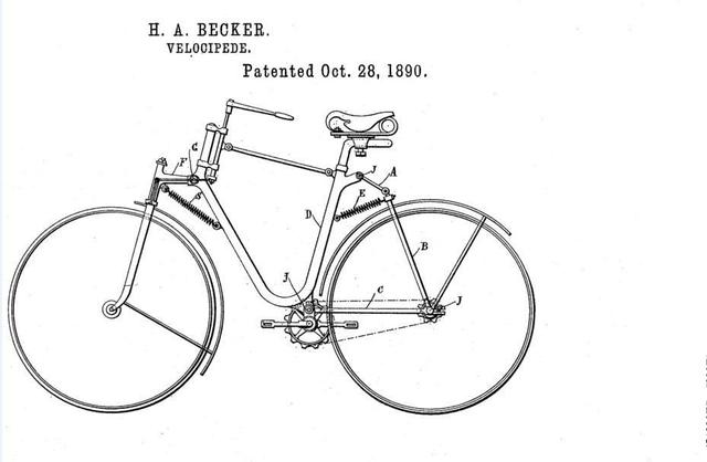 1890 Peugeot Crossframe 'Bicyclette Populaire' | The Online ...